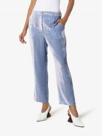 Sies Marjan Willa Ribbed Velvet Trousers