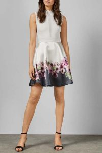 Ted Baker JANYIS Neapolitan Skater Dress