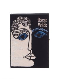 OLYMPIA LE-TAN The Picture of Dorian Gray book clutch | designer occasion bag