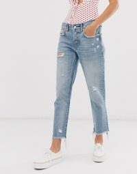 We The Free by Free People Good Times crop rigid relaxed jean