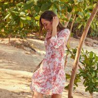 heidi klein Belize V Neck Tunic Dress – beach dresses – pool fashion