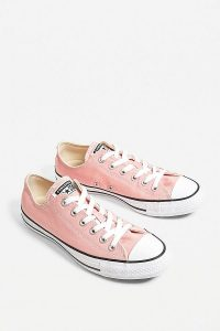 Converse Chuck Taylor All Star Ox Pink Low Top Trainers ~ girly sneakers