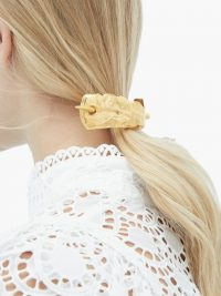 ALIGHIERI Moonlight Dance gold-plated hair pin | luxe ponytail accessory