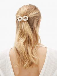 TIMELESS PEARLY Pearl hair clip | feminine hairstyle accessories