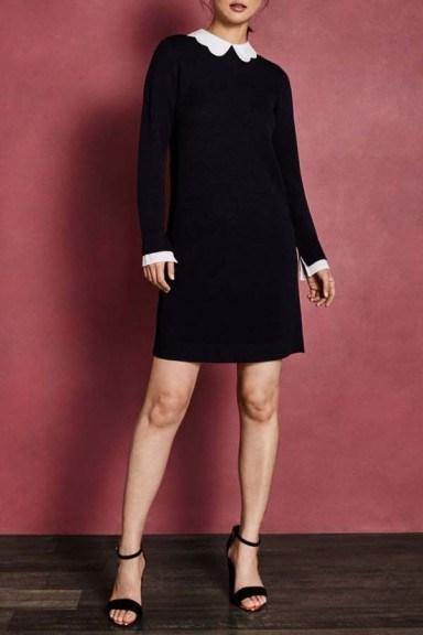 Ted Baker Rosalo Knitted Mockable Dress - flipped