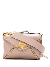 VALENTINO Valentino Garavani Rockstud Hype shoulder bag – studded handbags