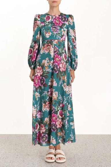 Zimmermann Allia High Neck Dress