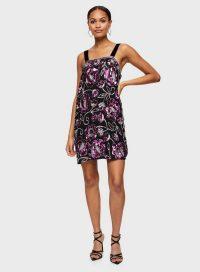 MISS SELFRIDGE Pink Sequin Dress