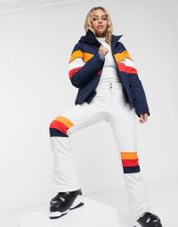 Protest Leemarie snow pant in white | sports clothing