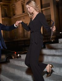 Boden Emmy Jumpsuit in Black ~ occasion jumpsuits ~ partywear