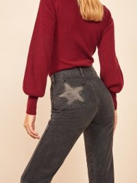 REFORMATION Star Jean in Seine