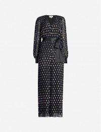 TEMPERLEY LONDON Wendy sequin jumpsuit | glamorous occasion fashion