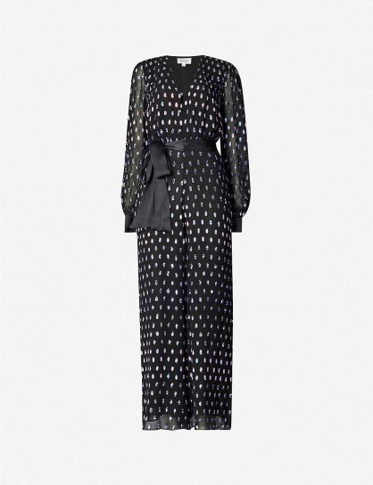 TEMPERLEY LONDON Wendy sequin jumpsuit | glamorous occasion fashion - flipped