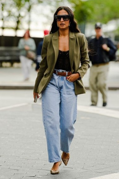 Effortless style during NYFW spring 2020