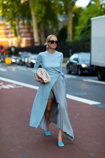 Chic looks – contemporary street style outfits