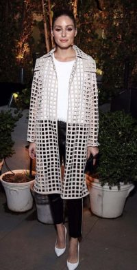 Olivia Palermo's effortless style
