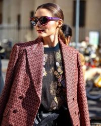 Olivia Palermo…always chic