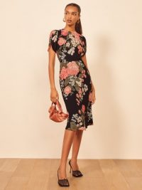 Reformation Andre Dress in Vivette