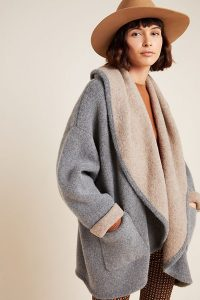 Anthropologie Hygge Cardigan in Grey