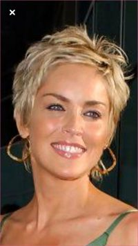 Sharon Stone / glamorous celebrities