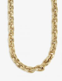 S MAX MARA Palladia necklace in oro