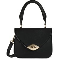 FURLA EYE Mini Top Handle Nero 1045264 / small chic handbags