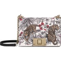 FURLA MIMI' Mini Crossbody Toni Petalo 1045370 / wild animal prints