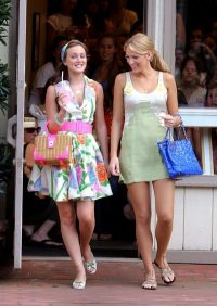 Gossip Girl dresses & outfits
