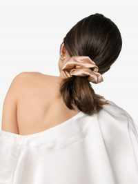 JENNIFER BEHR Nat hair scrunchie | luxe scrunchies