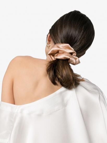 JENNIFER BEHR Nat hair scrunchie | luxe scrunchies