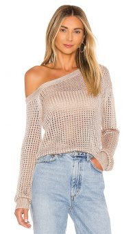 LPA Leo Sweater in Blush
