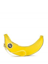 MM6 MAISON MARGIELA banana clutch / fruit design bags