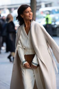 Effortless style at NYFW Fall 2020