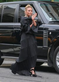 Mary-Kate Olsen event style
