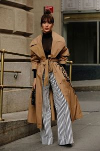 Sylish outfit ideas with trench coats