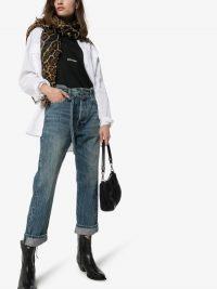 R13 Paperbag Hayde Boyfriend Jeans
