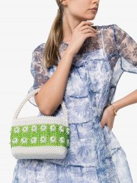 SHRIMPS Ida beaded bag / summer bags