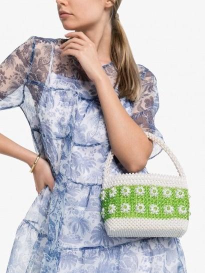 SHRIMPS Ida beaded bag / summer bags - flipped