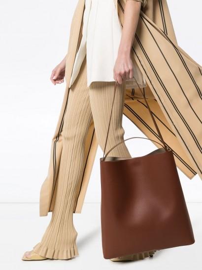 AESTHER EKME Sac tote bag | leather handbags