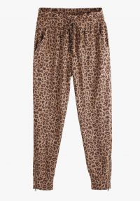 hush Amie Printed Jersey Joggers