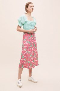 Primrose Park London Lauren Skirt Medium Pink