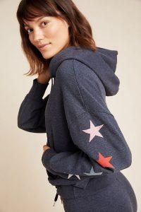 Sundry Stars Hoodie Navy – lounge tops – casual weekend wear