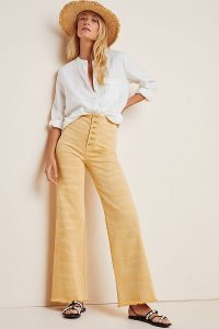Bibi Ultra High-Rise Wide-Leg Jeans