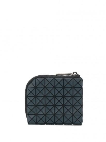 BAO BAO ISSEY MIYAKE zipped wallet / men's wallets