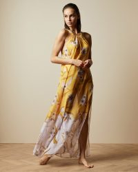 Ted Baker NARDIAH Cabana maxi cover up