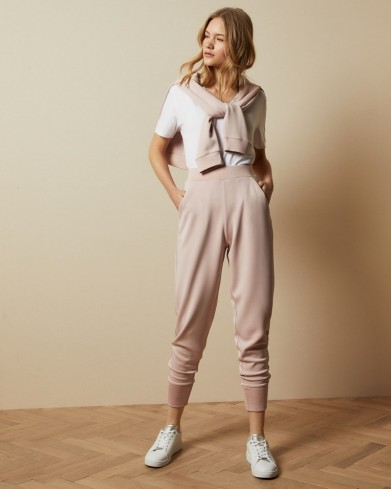 TED BAKER VARRO Cuffed jersey joggers
