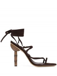 CULT GAIA Adina strappy sandals / ankle wraps