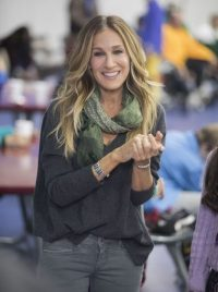 Sarah Jessica Parker's effortless casual style