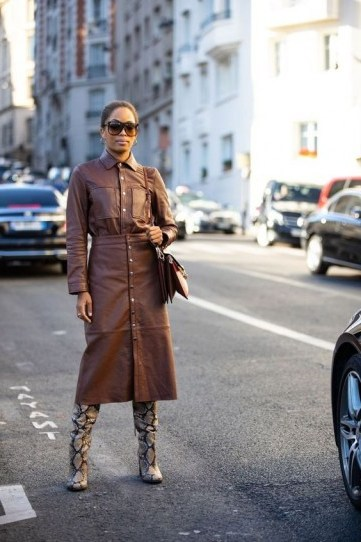 Street style with a 70s vibe - flipped