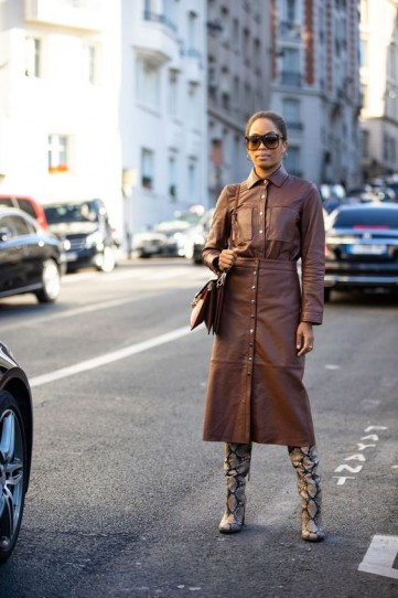 Street style with a 70s vibe